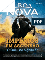 A Boa Nova Marco Abril 2018 0