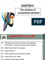 Tugas Powerpoint Chapter 9 the Analysis of Competitive