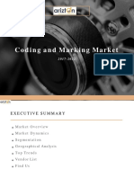Coding and Marking Market Analysis by Arizton