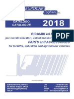 2018 Catalogo Carrelli Web