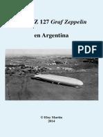 El D-LZ 127 Graf Zeppelin en Argentina