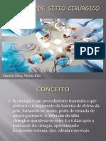 INFECÇOES SITIO CIRURGICO