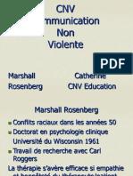 CNV Communication Non Violente Sensiblilisation 1