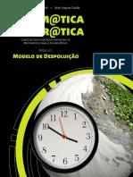 Matemática na Pratica - Modelo de Despoluição
