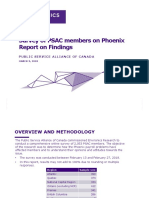 PSAC Phoenix Poll Environics Media
