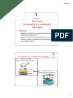 Cap 4_Introducción a La Modelación Hidrológica