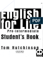 English for life - pre-intermediate student's book.pdf