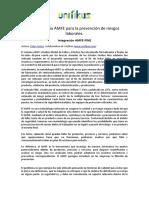 Metodologia Amfe Para Prl
