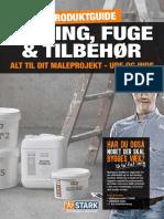 Produktguide Maling