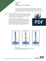 Technical Info Control Valve Water Hammer