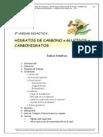 Tema 3 - Hidratos de Carbono - 2018