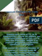 Riquezas Ecologicas de CR