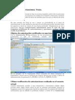 Análisis de Autorizaciones SAP