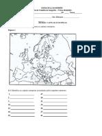 Ficha de Trabalho Nº 10 (Capitais Europeias)