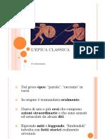1 Epica Antefatto Iliade