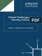 Identity Policy