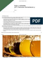 Hidromiel I_ Fermentación y Nutrientes