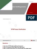 Lampsite RTWP Handling Process