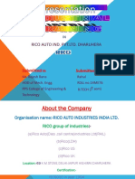 RAHUL RICO Presentation