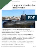 Sous-marin argentin_ abandon des recherches de survivants _ Courrier international.pdf