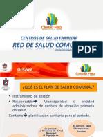 Plan Salud Comunal 2015