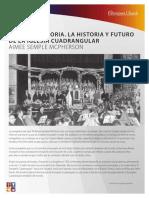 Print Foursquare Aimee Semple McPherson History Spanish