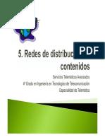 5-1-Redes de Distribucion de Contenidos