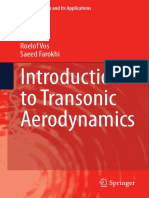 (Fluid Mechanics and Its Applications 110) Roelof Vos, Saeed Farokhi (Auth.)-Introduction to Transonic Aerodynamics-Springer Netherlands (2015)
