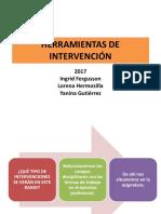 Clase Areas Disciplinares de Intervención