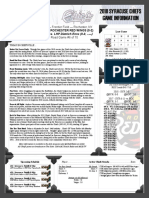 Chiefs Game Notes 4-11-18