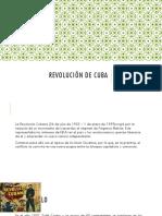 ARU- revolucion de cuba .pptx