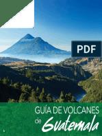 Volcanes de Guatemala Ago 2016