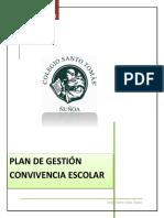 Plan de Gestión de Convivencia Escolar 2017 2018 Otro
