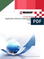 F5 Networks Application Deliver