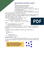 Propiedades Magneticas de Iones y Atomos V° mejorar