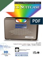 Optics Suitcase Guide English
