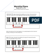 14 Most Common 7th Chords