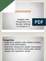 aneurisma ppt