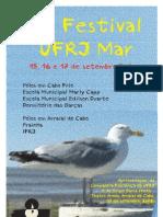 Programação Festival