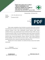 Surat Pemberitahuan PIS-PK