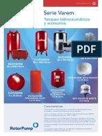 Tanques Hidroneumaticos Grupos de Presion Varem Industrias Rotor Pump.pdf 24123 2