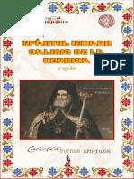 Sfântul Ierarh Calinic de la Cernica (11 aprilie)
