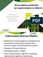 Club de Revistas Ulcera Peptica Perforada