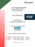 Rapport PFE Badr Moutassaref DLM