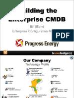Building an Enterprise CMDB for ITSM-Progress Energy