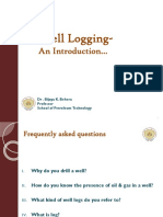 1..Well Logging an Introduction