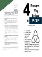 Trinity Brochure Ralph f Wilson