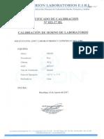 04. n 022-17 Hl - Horno de Laboratorio