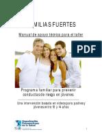 Familias fuertes.Manual de apoyo técnico para el taller.pdf