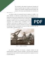 Historia de Las Maquinas de Elevacion